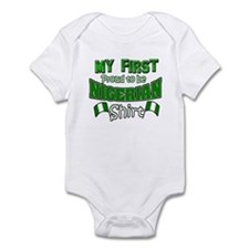 Nigeria baby design Infant Bodysuit