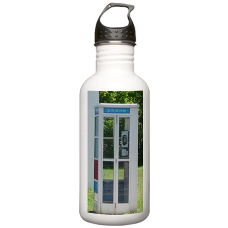 Ph2.28 x4.57 Stainless Water Bottle 1.0L