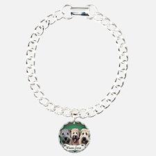 Wheaten Terrier Cant Hav Bracelet
