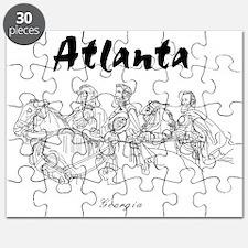 Atlanta_10x8_MessageBag_StoneMountain_Black Puzzle