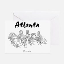 Atlanta_10x8_MessageBag_StoneMountai Greeting Card