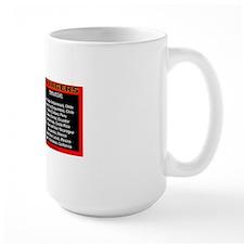 Star Ship Voyagers  2012 ports of call  Mug