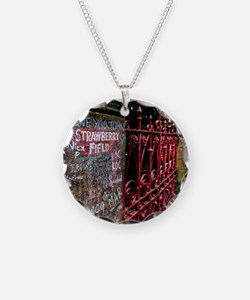 Strawberry Field Necklace
