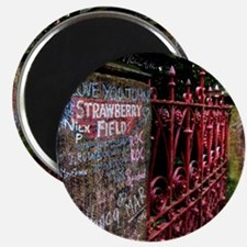 Strawberry Field Magnet