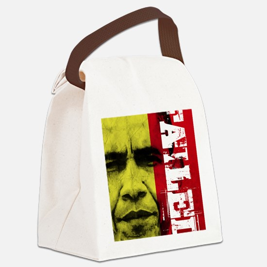 aug11_obama_failed Canvas Lunch Bag