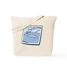 dachs_native_whiteletters Tote Bag