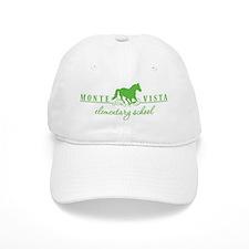 green mv horse Baseball Cap