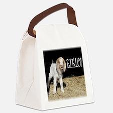 Baby Goat e.i.e.i.o! Canvas Lunch Bag
