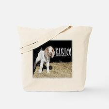 Baby Goat e.i.e.i.o! Tote Bag