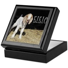 Baby Goat e.i.e.i.o! Keepsake Box