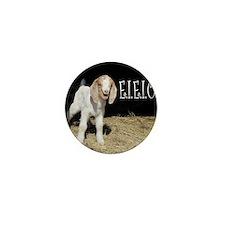 Baby Goat e.i.e.i.o! Mini Button