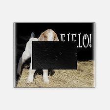 Baby Goat e.i.e.i.o! Picture Frame