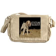 Baby Goat e.i.e.i.o! Messenger Bag
