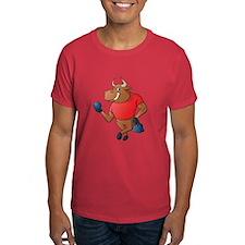 Bull Bowling T-Shirt