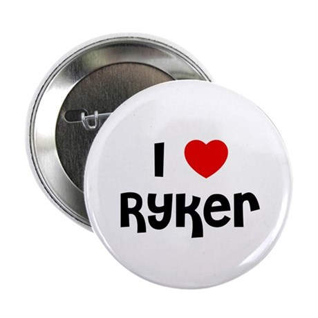"I * Ryker 2.25"" Button (10 pack)"