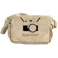 assistant Messenger Bag