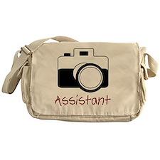 assistant wo strap Messenger Bag