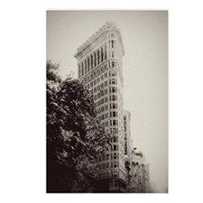 V Flatiron ipad2 cover Postcards (Package of 8)
