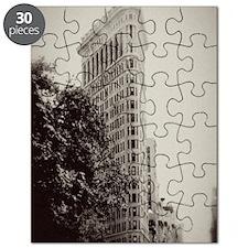 V Flatiron journal Puzzle