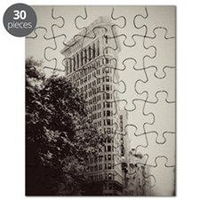 V Flatiron mousepad Puzzle