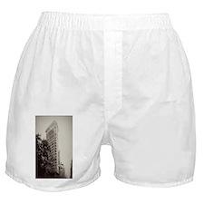 V Flatiron oval key Boxer Shorts