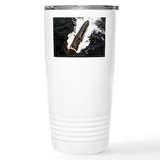 guardfish large framed print Travel Mug