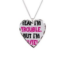 tshirt_cutetrouble Necklace