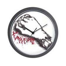 Tantrum Meyhand Wall Clock