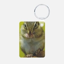 chipmunk iphnew Keychains