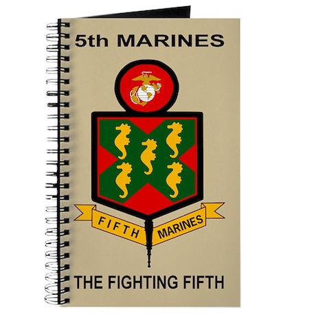 %th Marine Regiment<BR>Journal