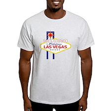 vegasSignB T-Shirt