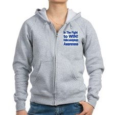 krabbe _winthefight-001 Zip Hoody