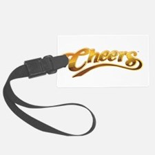 Cheers logo light Luggage Tag