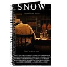 Snow Movie Poster (Large) Journal
