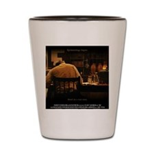 Snow Movie Poster (Large) Shot Glass