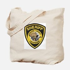 Colusa County Sheriff Tote Bag