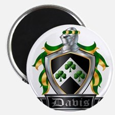 DAVIS COAT OF ARMS Magnet
