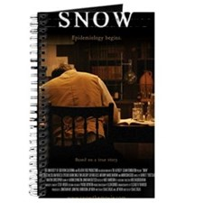 Snow Movie Poster (Small) Journal