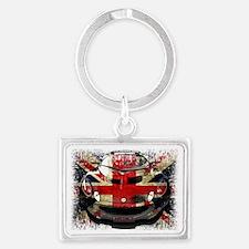 Elise_British Landscape Keychain