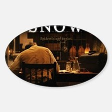 Snow Mouse Pad Decal