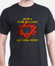 jews-for-bacon-2012-b T-Shirt
