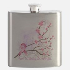 cherryblossom-dark Flask