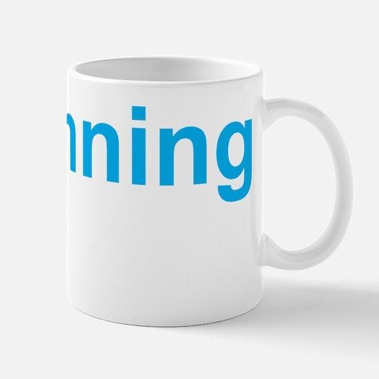 Running Sucks Mug