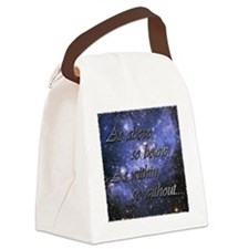 as-above Canvas Lunch Bag