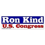 Re-elect Ron Kind Congress Bumper Sticker
