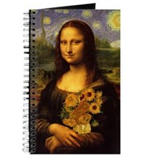 Mona Van Gogh V2 Journal