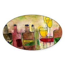 Tuscany Wine Decal