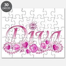 Diva Bling Puzzle
