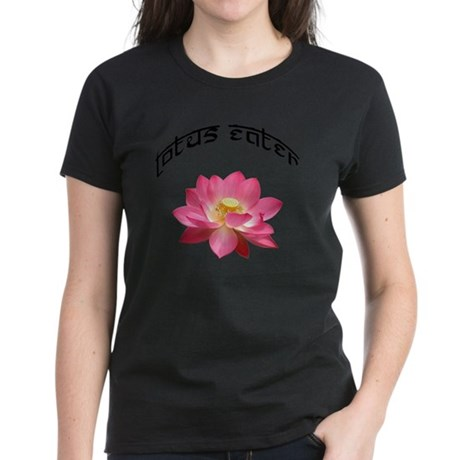 LotusEater Women's Dark T-Shirt