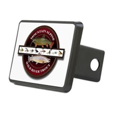 Brook Trout Brown Trout Hitch Cover